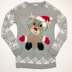 Ardene reindeer sweater